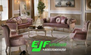 Jual Kursi Tamu Sofa Ukir Terbaru Ting Ting
