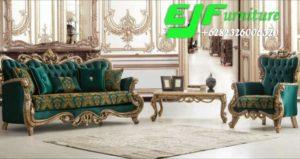 Kursi Tamu Ukir Terbaru Grend Luxury
