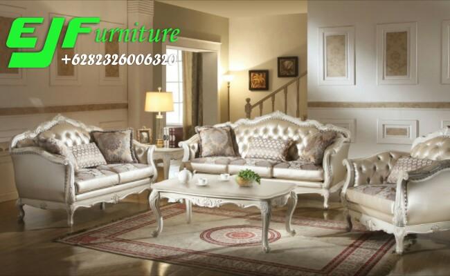 Kursi-Sofa-Tamu-Jesica-Duco-Putih-Modern-Ukir- Kursi Sofa Tamu Jesica Duco putih ukir Kursi-Sofa-Tamu-Jesica-Duco-Putih-Modern-Ukir-