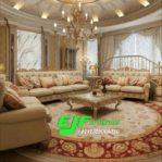 Kursi Sofa Tamu Ukir Terbaru Mebel Jepara