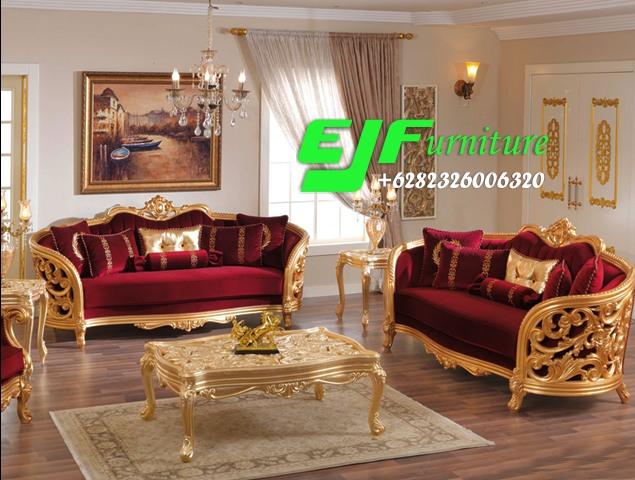 Set-Sofa-Tamu-Murah-Mewah-Ukir-Kalingga-Italian-Furniture Set Sofa Tamu Murah Mewah Ukir Kalingga Italian Furniture Set-Sofa-Tamu-Murah-Mewah-Ukir-Kalingga-Italian-Furniture