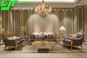 Set Kursi Tamu Sofa Terbaru Vernanda