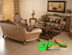 Sofa Tamu Ukir Royal Furniture Klasik Termurah Alvaro