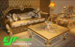 Sofa Tamu Italia Royal Jati Ukir Jepara