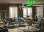 Sofa Tamu Mewah Ukir Jepara Italian Furniture