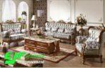 Sofa Tamu Terbaru Meja Laci