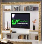 Bufet Tv Minimalis Modern frame Ukir Jepara 10