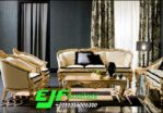 Kursi Sofa Ukir Mewah Duco Gold 120