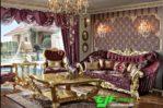 Kursi Tamu Sofa Ukir Duco Gold Mewah 116