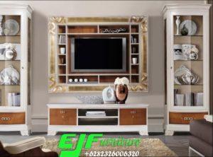 Set Bufet Tv Minimalis Modern Duco Mewah 008