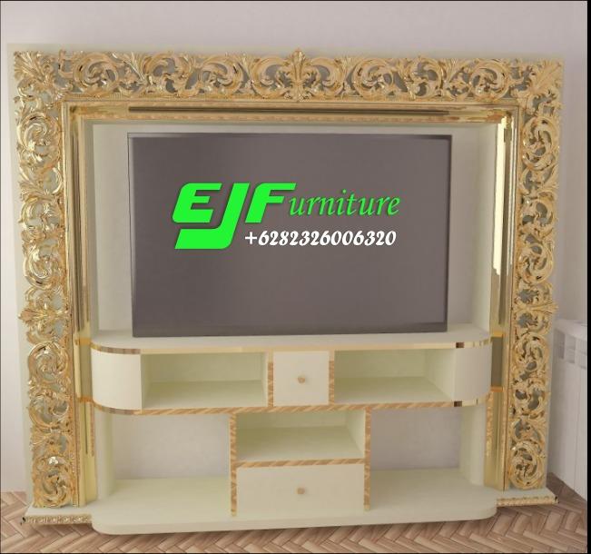 Set-Bufet-Tv-Minimalis-Modern-Ukir-Duco-011 Set Bufet Tv Minimalis Modern Ukir Duco 011 Set-Bufet-Tv-Minimalis-Modern-Ukir-Duco-011