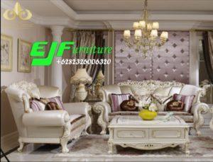 Set Sofa Tamu Ukir Mewah Duco Modern 247