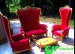 Set Sofa Tamu Ukir Shyarini mewa Emas 259
