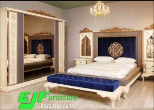 Set Tempat Tidur Minimalis Modern Duco 046