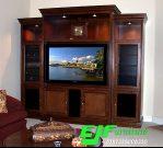 Bufet Tv Jati Klasik Minimalis Modern 019