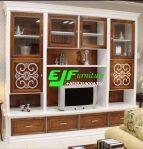 Bufet Tv Minimalis Modern Terbaru Duco 029