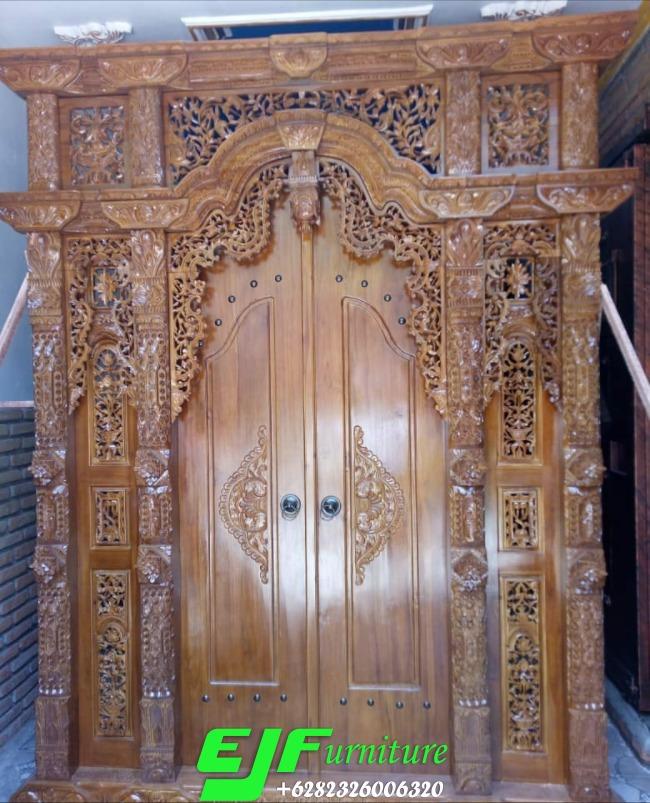 Pintu-Rumah-Ukir-Gebyok-Jati-Jepara-005 Pintu Rumah Ukir Gebyok Jati Jepara 005 Pintu-Rumah-Ukir-Gebyok-Jati-Jepara-005