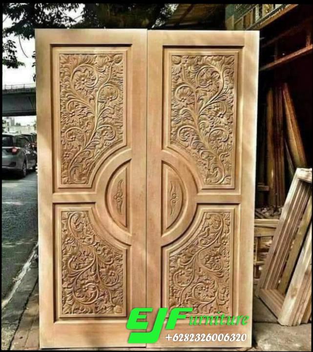 Pintu-Rumah-Ukir-Jepara-Kayu-Jati-Termewah-017 Pintu Rumah Ukir Jepara Kayu Jati Termewah 017 Pintu-Rumah-Ukir-Jepara-Kayu-Jati-Termewah-017