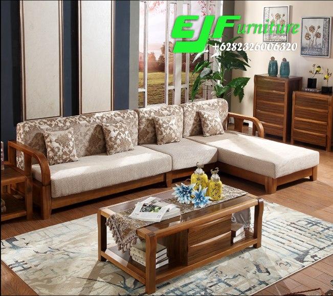 53 Koleksi Kursi Sofa Jepara Minimalis HD