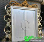 Pintu Rumah Duco Terbaru ukir Jepara