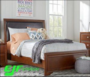 Tempat Tidur Mininmalis Modern Model Terbaru 088
