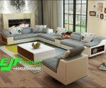 Sofa Tamu Minimalis Full Jok Model Royal Terbaru