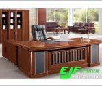 Meja Kantor Jati Jepara Model Minimalis 27