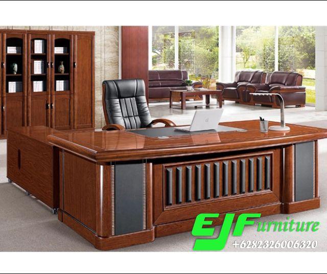 Meja-Kantor-Jati-Jepara-Model-Minimalis-27 Meja Kantor Jati Jepara Model Minimalis 27 Meja-Kantor-Jati-Jepara-Model-Minimalis-27