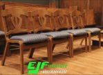 Bangku Kursi Gereja Kayu Jati Terbaru 14