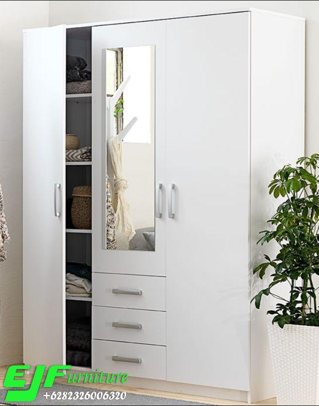 Lemari-Pakaian-MInimalis-Warna-Putih-045 Lemari Pakaian MInimalis Warna Putih 045 Lemari-Pakaian-MInimalis-Warna-Putih-045