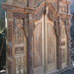 Pintu Gebyok Ukir Jepara Model Kudusan 022