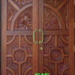 Pintu Rumah Ukir Jepara Kayu Jati Termewah 017