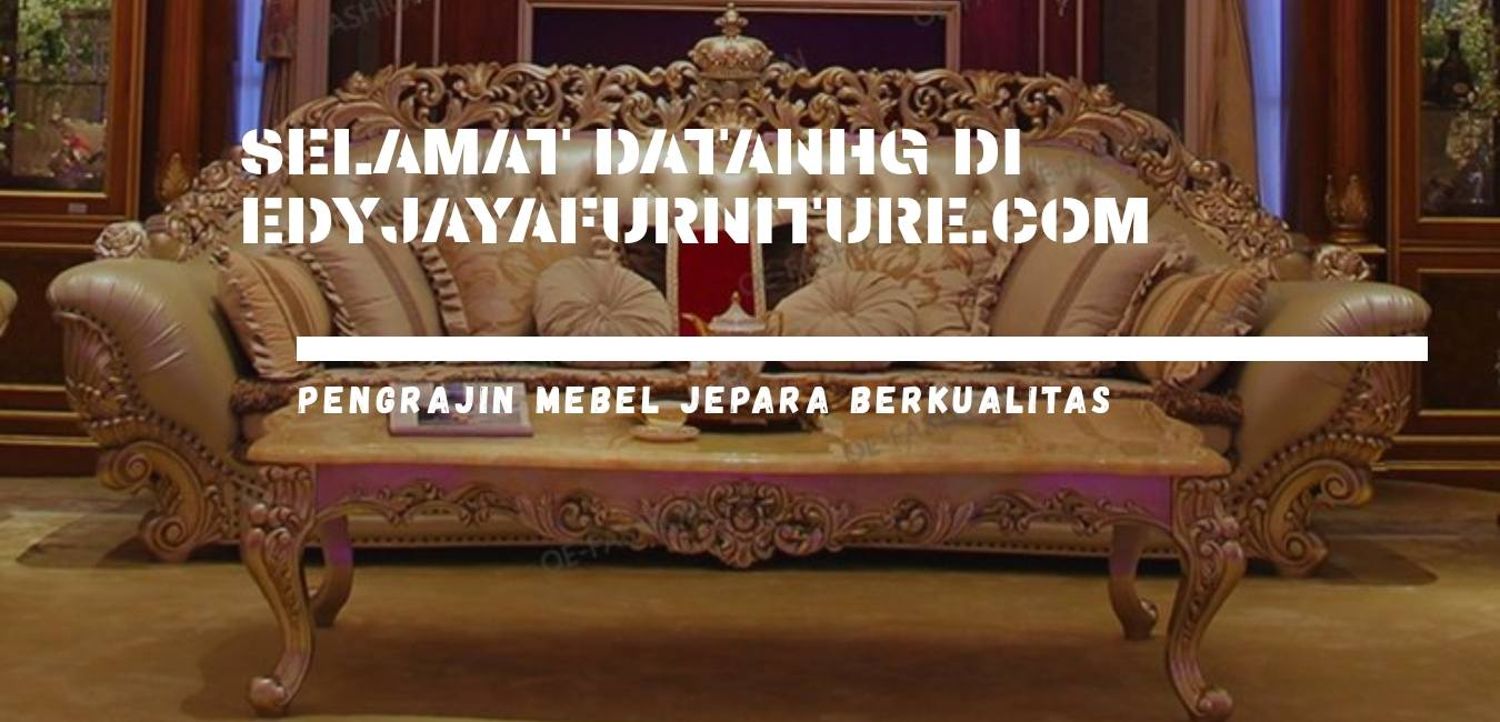 Edy JayaFurniture